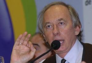 Ministro do Meio Ambiente Carlos Minc