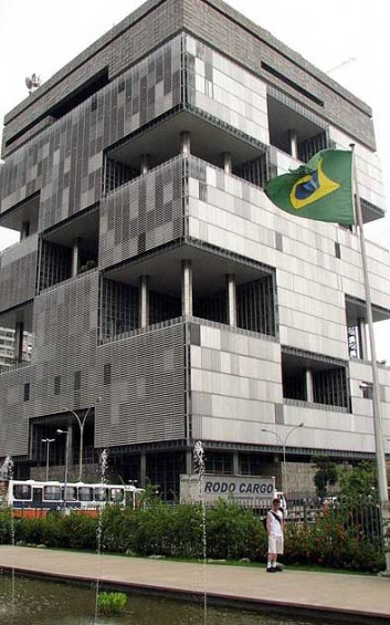 Edifício-sede da Petrobras, no Rio: exemplo de construção sustentável no Brasil