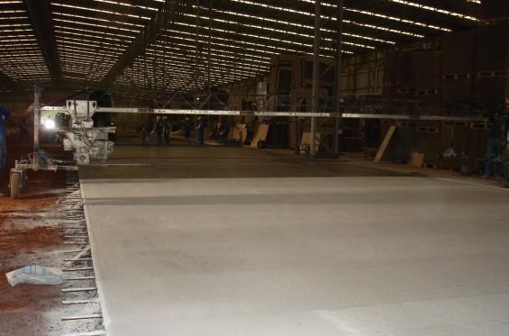 Adições minerais nos pisos de concreto