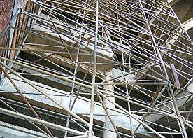 Estruturas em concreto: estudo comprova que eles resistem mais aos incêndios