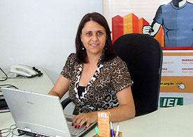 Lucimara do Nascimento, do IEL-PR: exigências do mercado fazem com que jovem procure uma formação complementar