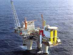 Maior plataforma de gás em alto-mar