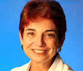 Sônia Gurgel, presidente do ABRH-PR (Associação Brasileira de Recursos Humanos, seção Paraná)