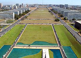 Esplanadas dos ministérios: obras devem custar R$1,6 bilhão