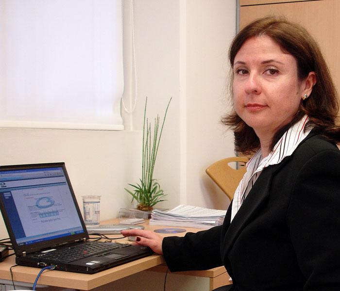 """Marcia Regina Portella Gracia: """"A área de RH das empresas brasileiras está em vantagem, se comparada com a de outros países."""""""