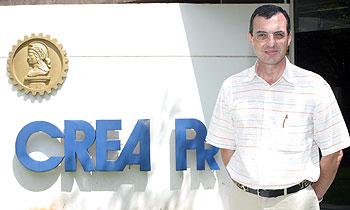 Álvaro Cabrini Júnior, presidente do Crea-PR: reformulação vai melhorar a fiscalização dos profissionais