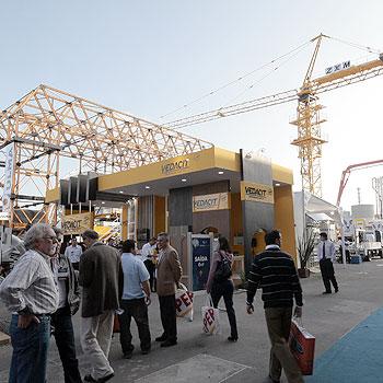 Equipamentos e novas tecnologias foram lançados no evento, o que gerou um volume grande negócios