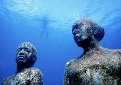 México construirá um museu debaixo d'água para proteger os recifes de coral