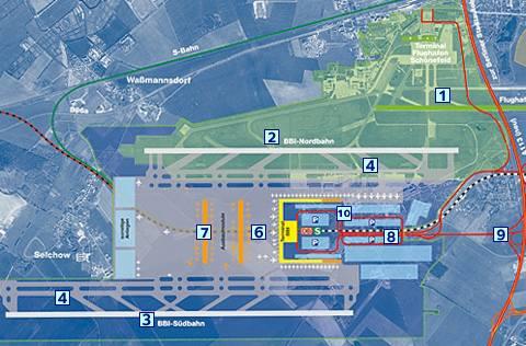 Aeroporto Internacional Berlim Brandenburg