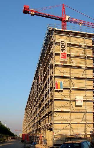 Sistemas construtivos que utilizem o conceito do pré-fabricado devem prevalecer nas obras