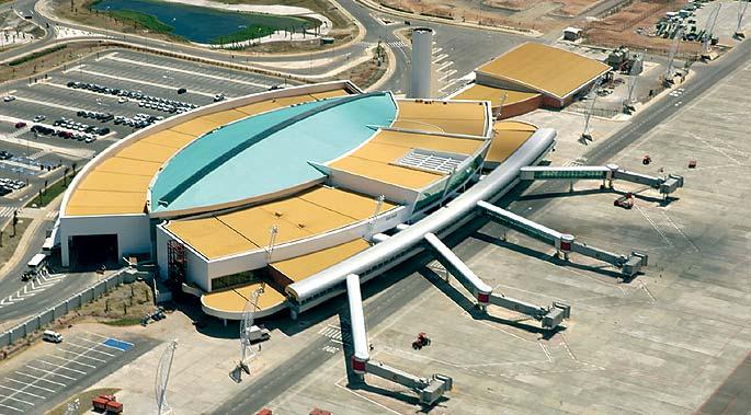 Aeroporto Internacional Zumbi dos Palmares em Maceió