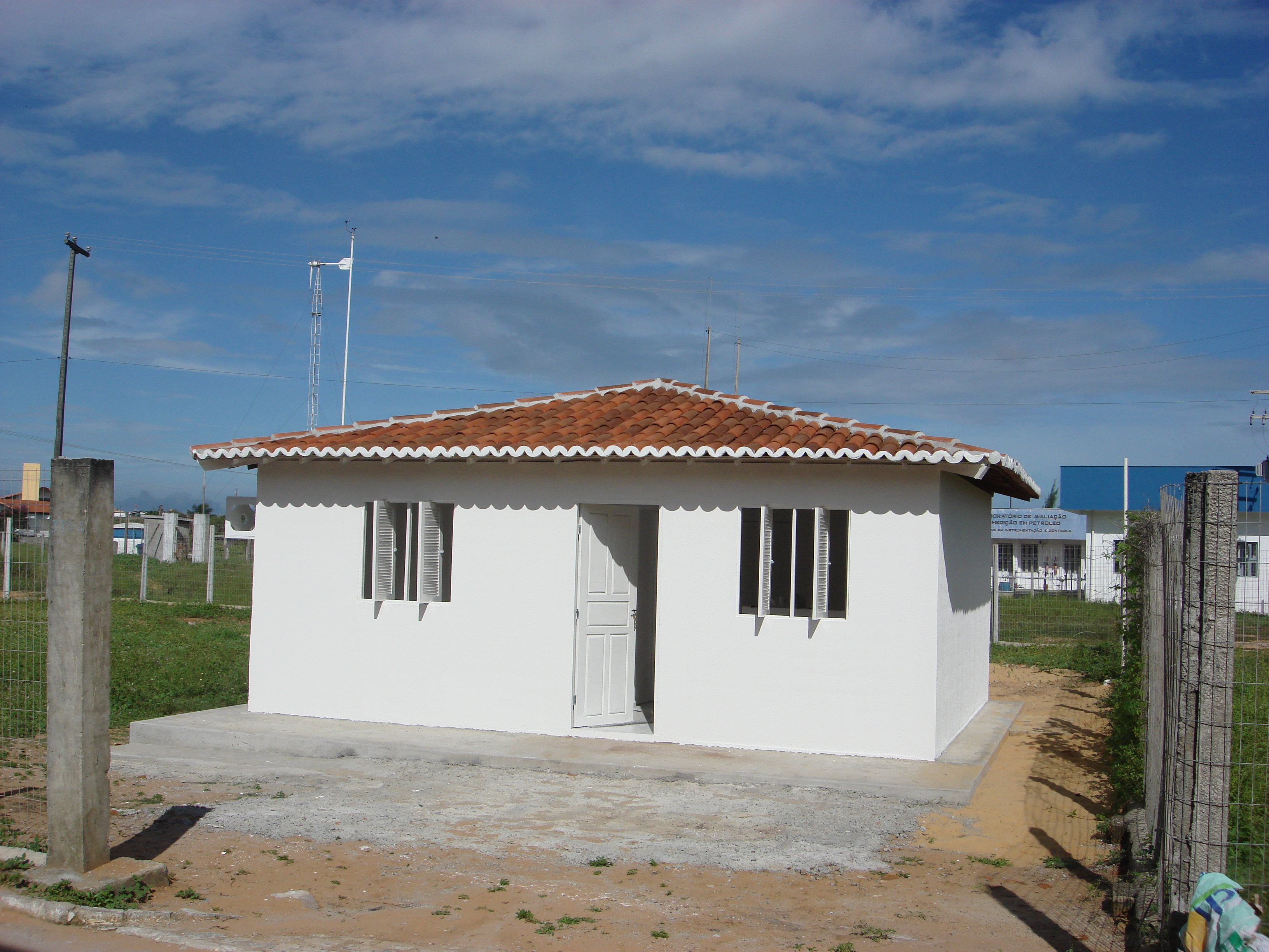 Brasil persegue o conforto t rmico ideal cimento itamb for Modelo de casa de 4x6