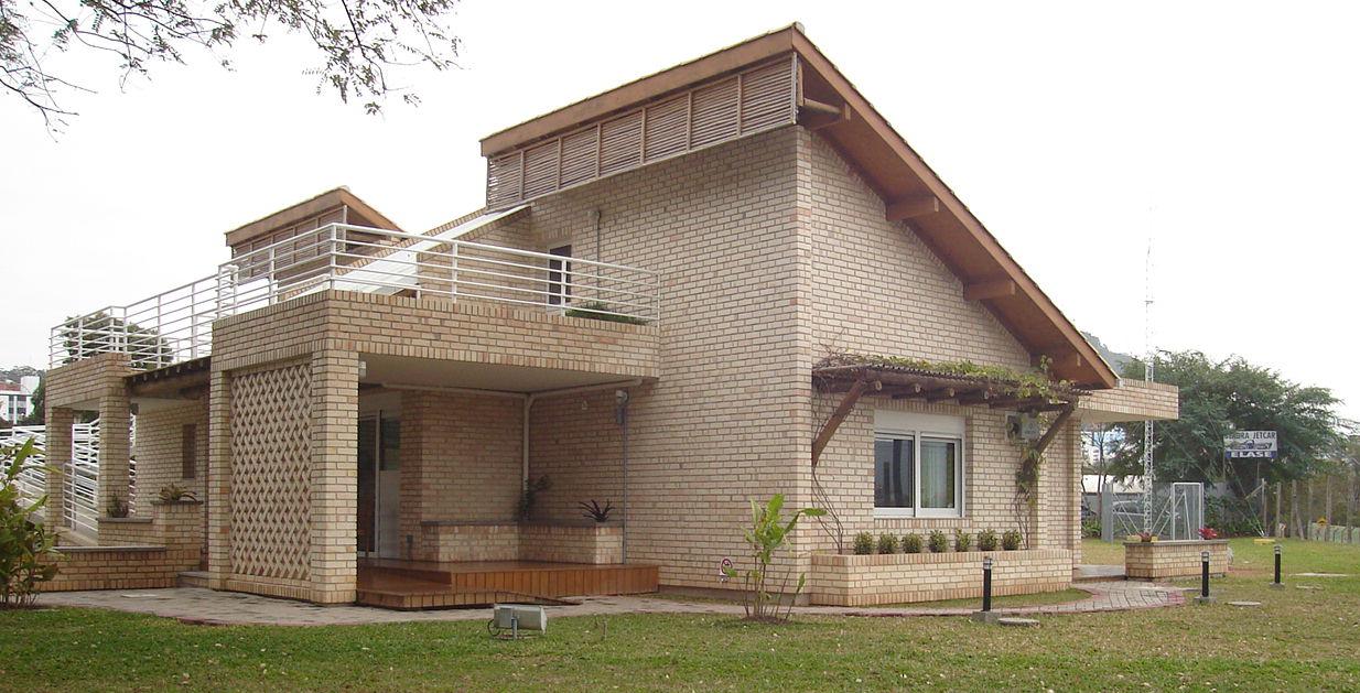 Brasil persegue o conforto t rmico ideal cimento itamb for Casa de modelos