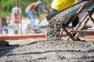 Quanto maiores os cuidados com a proporção dos materiais que constituem o concreto, melhor a qualidade do produto Crédito: Banco de Imagens