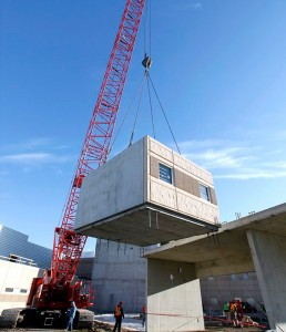 BIM faz com que projetista se transforme em pré-construtor e construtor em montador Crédito: Ontario Construction News